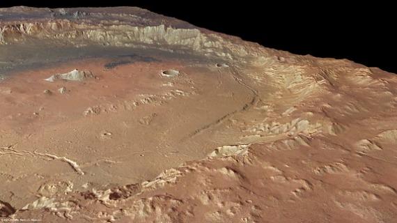 """Ευτυχώς που υπάρχει και αυτή η Ελλάδα - Ένας Έλληνας της NASA """"βαφτίζει"""" τις... γειτονιές του Άρη!"""