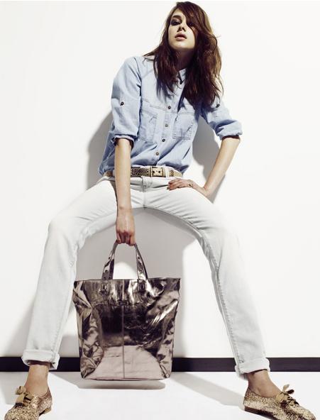 camisas tejanas mujer 2011