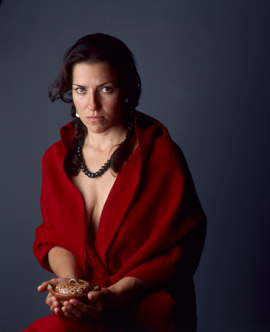 Ivette Hernandez naked