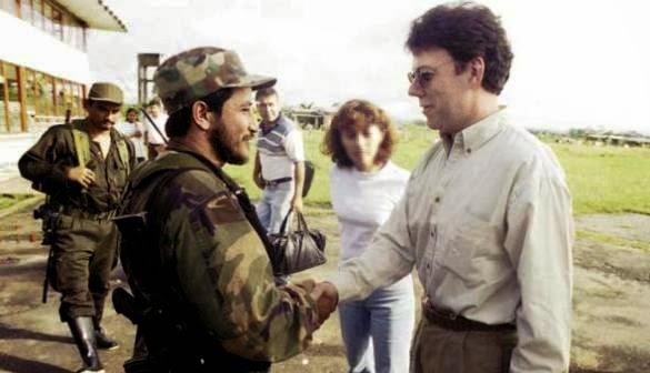 FARC y Santos