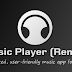 Music Player (Remix) v1.6.4 Apk