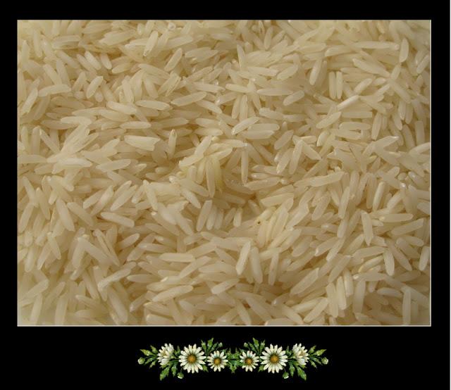 Arroz basmati - Basmati rice