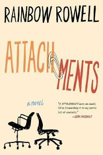 book cover image of Attachments by Rainbow Rowell