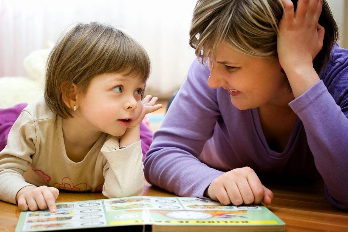 berterus terang dengan anak