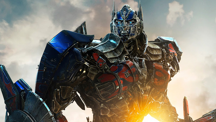Optimus Transformers 4 Movie 37