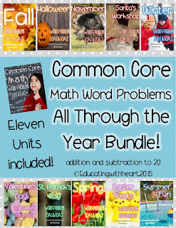 https://www.teacherspayteachers.com/Product/Math-Word-Problems-All-Through-The-Year-Bundle-523463