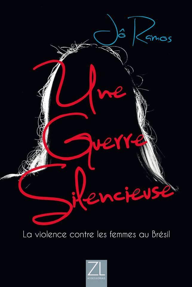 Meu novo livro: Une Guerre Silencieuse