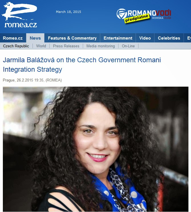 http://www.romea.cz/en/news/czech/jarmila-balazova-on-the-czech-government-romani-integration-strategy