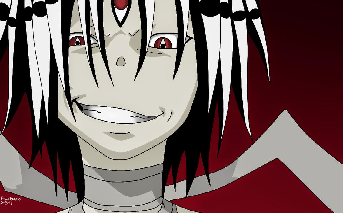 Wallpaper Asura (Soul Eater)