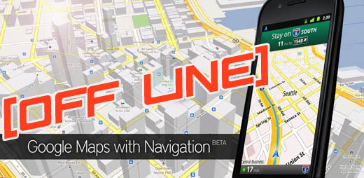 how to install google maps offline