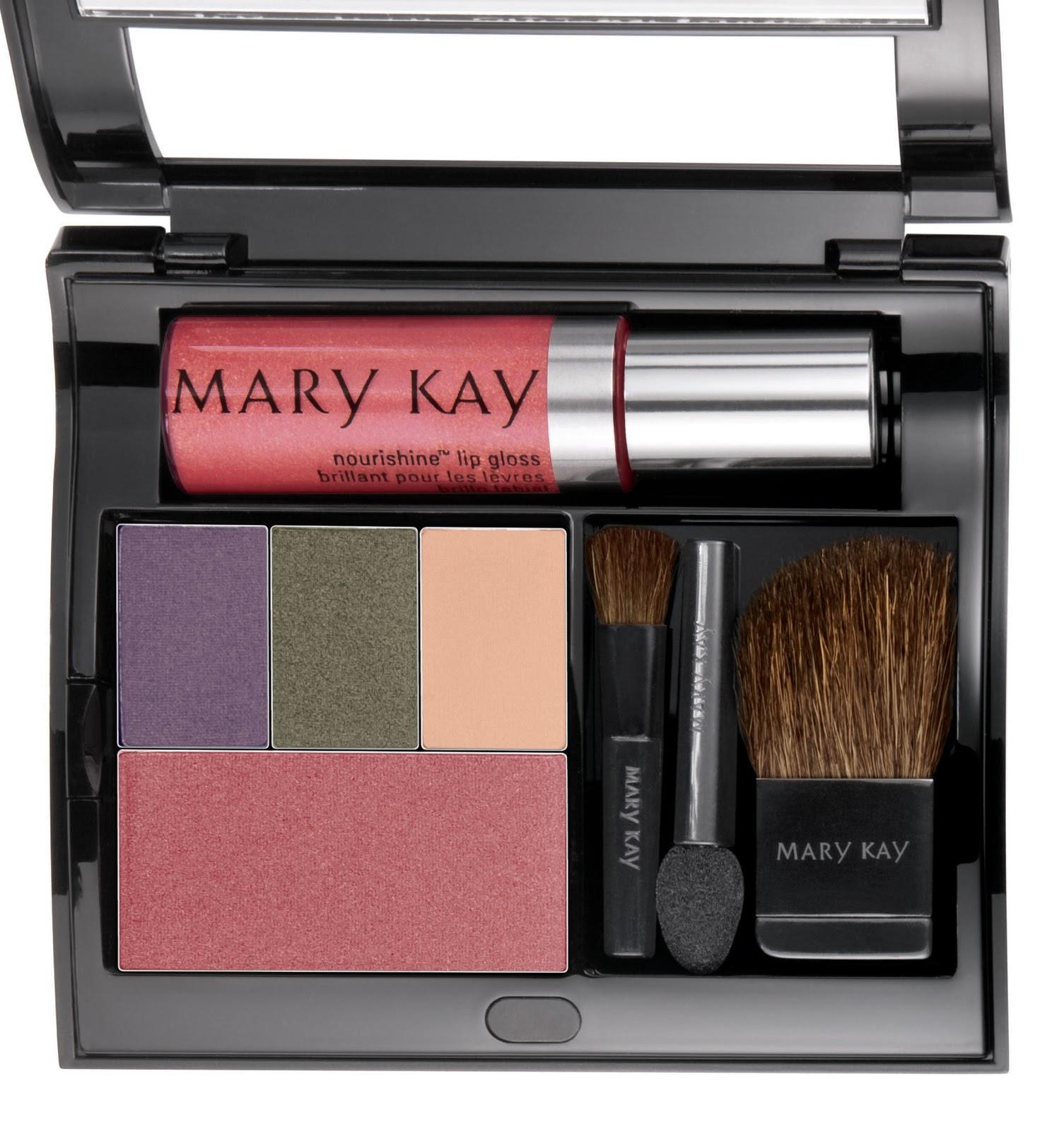 Compact de Mary Kay: Un cuadrado magnético para guardar productos de ...