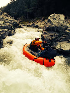 Packrafting Pelorus River