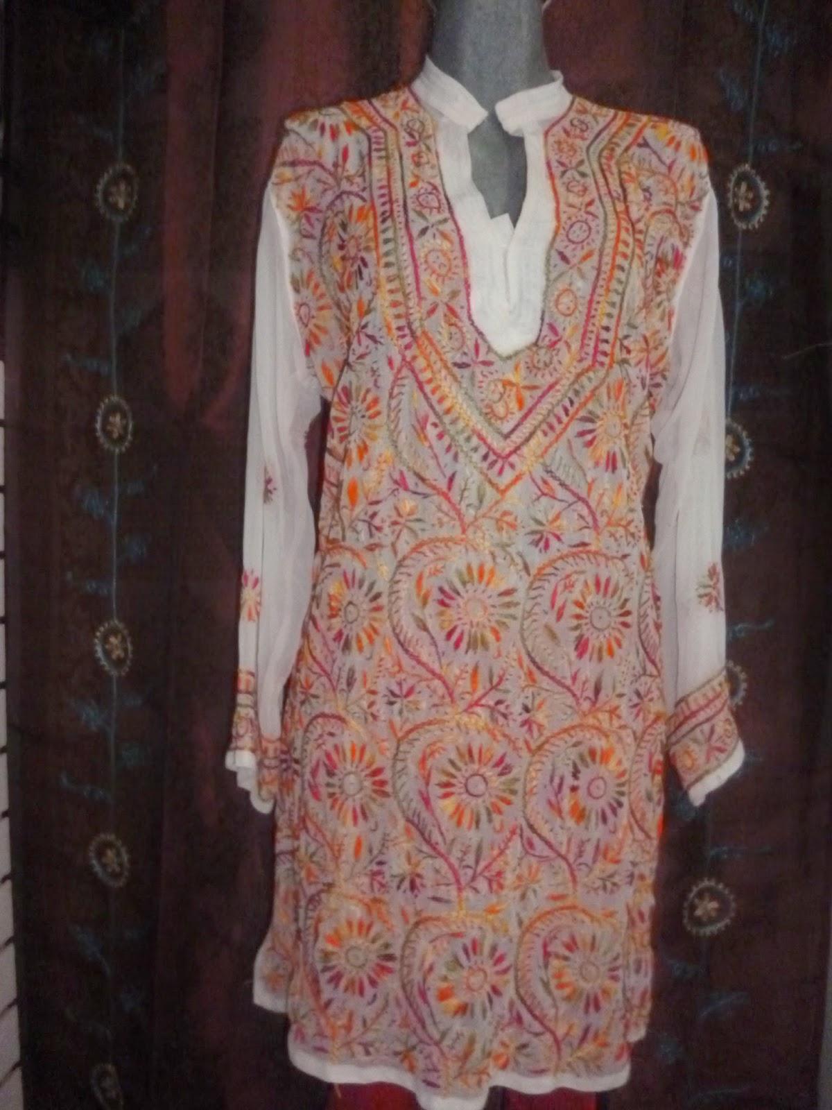 Ropa y artesania de la india blusas faldas vestido saris - Lamparas de la india ...