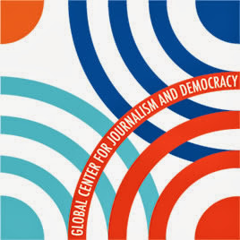 Logo for Global Center for Journalism and Democracy