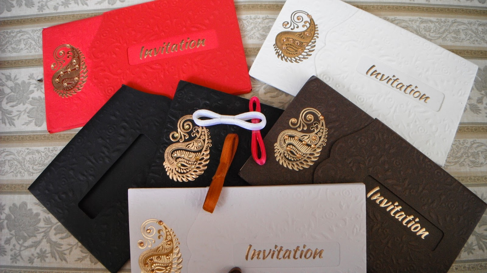Pakistani Wedding Cards Online Shop Supplier in USA UK Europe