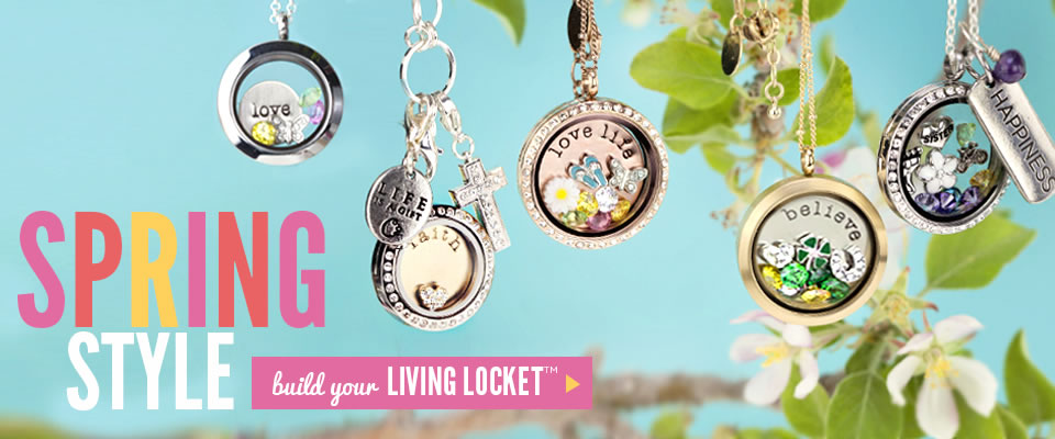 Origami Owl Living Lockets!