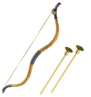 disney braves merida bow and arrow costume accessory