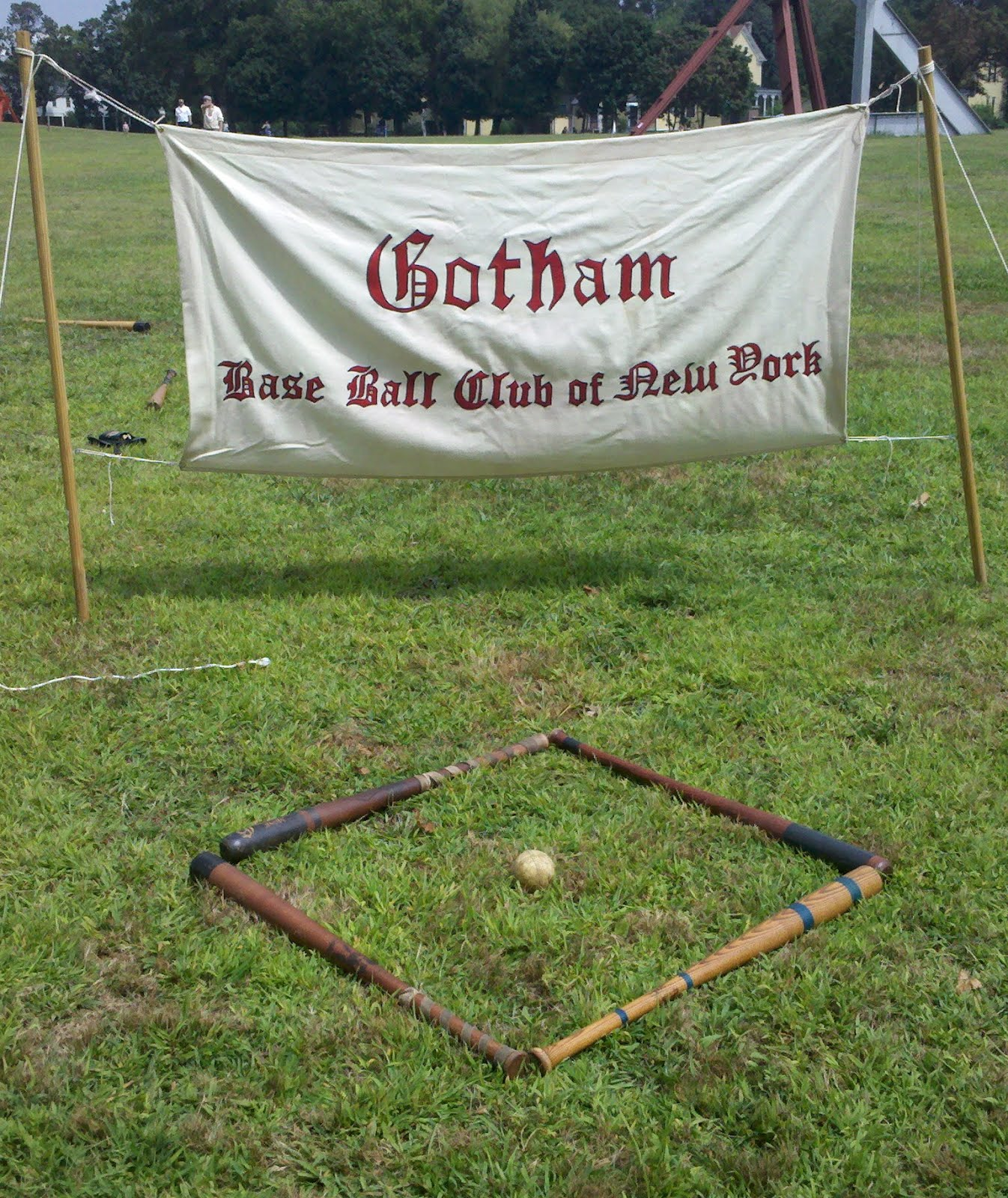 Gotham Base Ball Club of New York (Vintage)