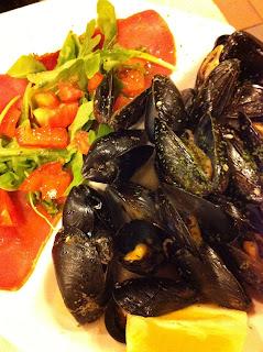 ristorante a marina di pisa