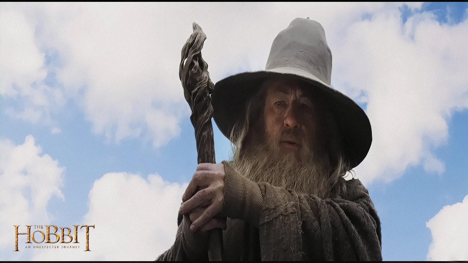"""22 bellissimi wallpaper del film """"The Hobbit - un viaggio inaspettato"""" ~ Prova virus"""
