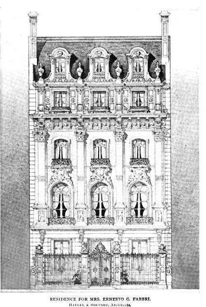 Daytonian in Manhattan: The 1899 Fabbri Mansion -- No. 11 ...