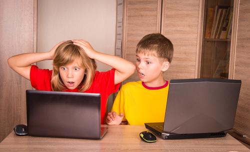 Bambini e Pericoli su web