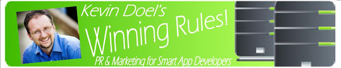 Winning Rules! - Marketing and Public Relations Ideas for Mobile App Developers