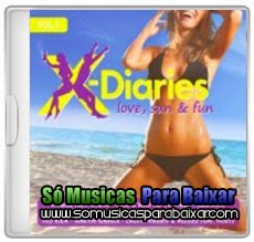 x diaries CD X Diaries Love, Sun & Fun Vol 5 (2014)