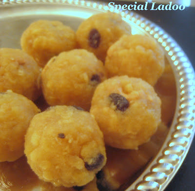 South Indian Laddu