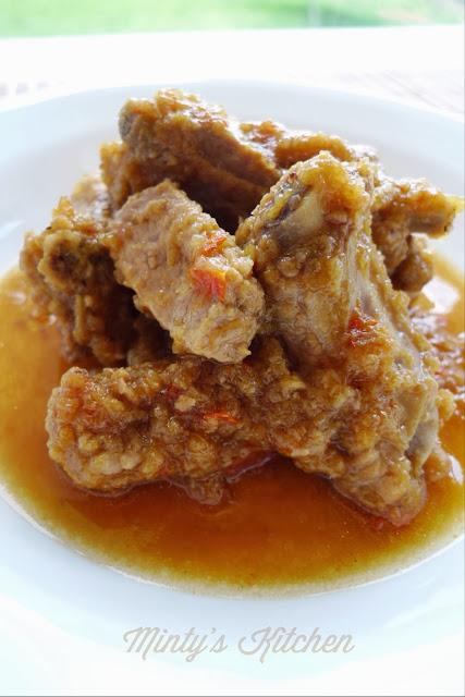 Southern Style Pork Bone ( Gar Doog Mu Hung Le )