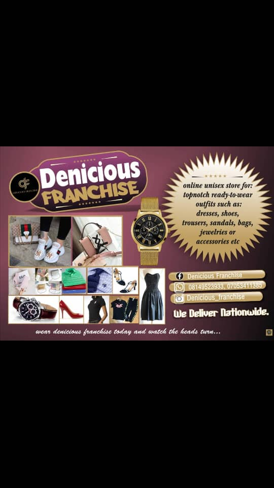 Denicious Franchise