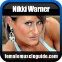 Miss Nikki Warner Female Physique Competitor Thumbnail Image 1