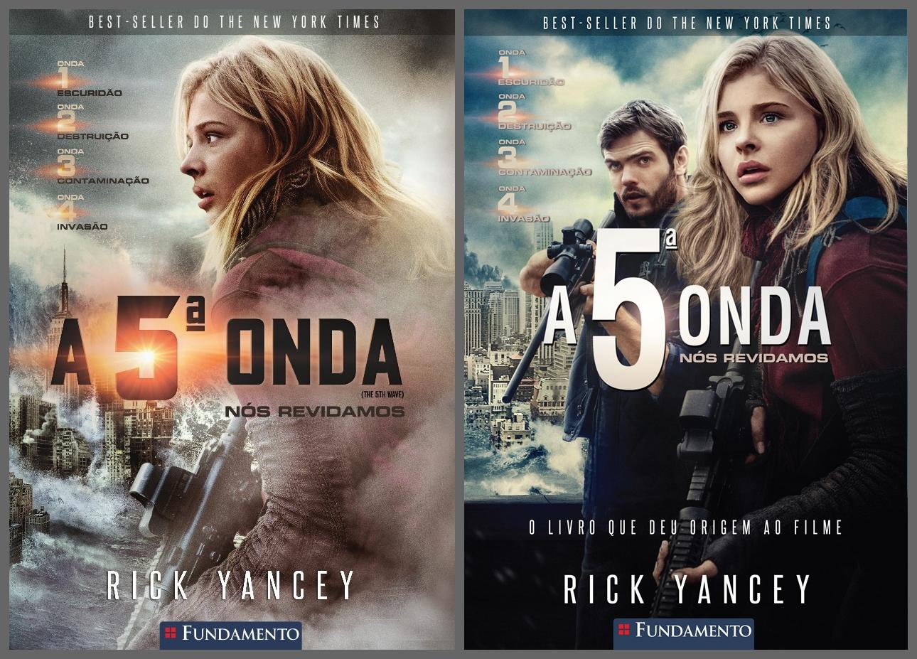 A 5ª Onda Estreia Do Filme E Edicao Especial Do Livro