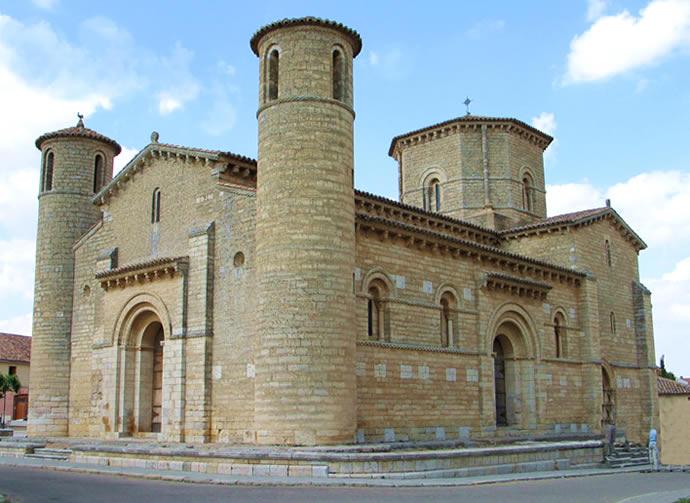 Vivirarte arte rom nico arquitectura arquitectura - Escuela de arquitectura de valladolid ...