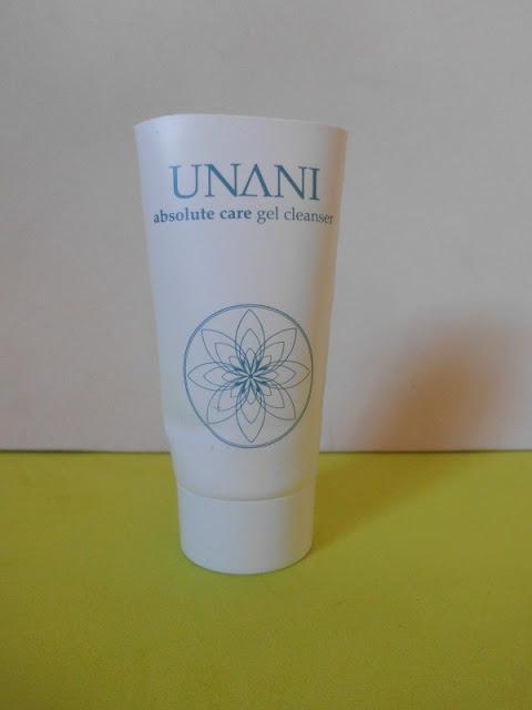 Gel limpiador Unani
