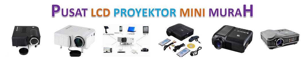 LCD Proyektor Mini Murah - Harga Proyektor Mini Murah