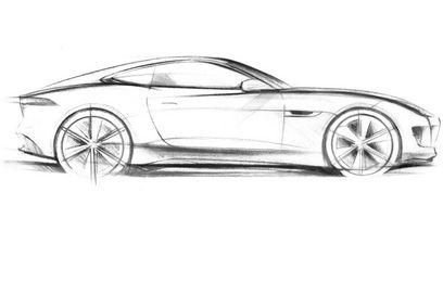 New Jaguar C-X16 Concept