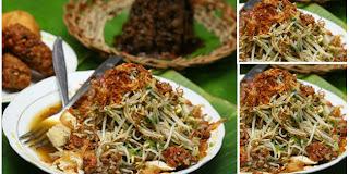 lontong resep masakan tradisional Resep Masakan Tradisional   Lontong Lari Pak gendut