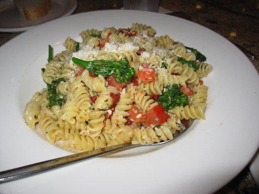 California Pizza Kitchen Copycat Recipes Brocolli And Sun Dried Tomato Fusilli