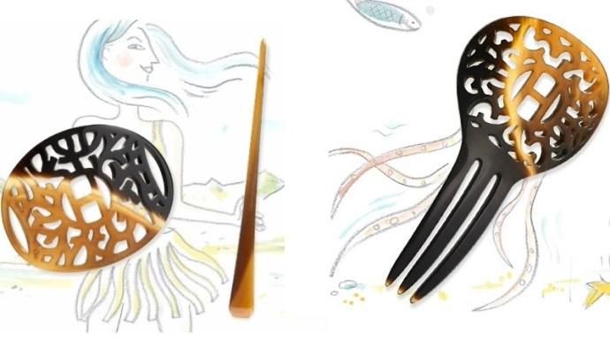 Cheveux Vous avez vu Hermes mode, cette merveilleuse marque de vêtements  pour femmes qui a 50dd462c7e6