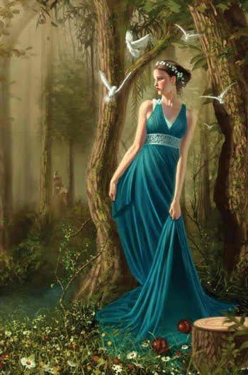 Love of the Goddess: Persephone, Greek Queen of the Underworld
