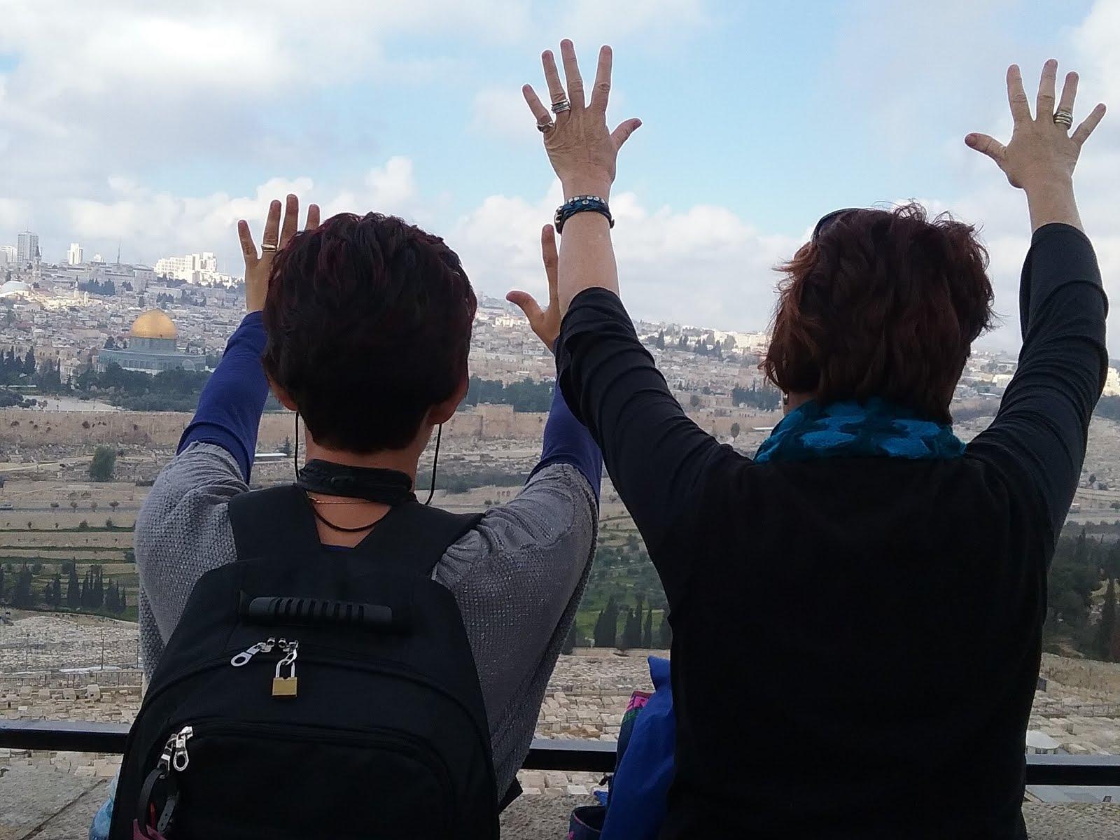 Bid en Seën Israel!