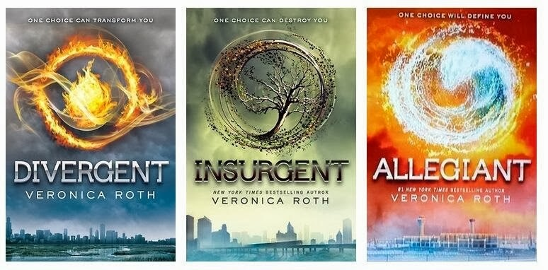 The Divergent movie has been released and has succeeded. Dates for ...
