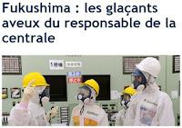 Fukushima, les aveux du directeur