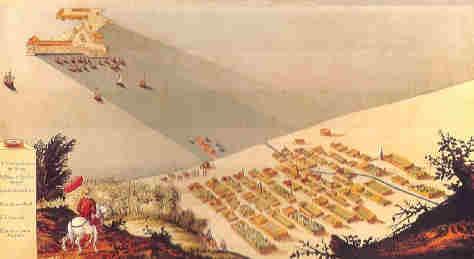 Ciudad de Veracruz 1615