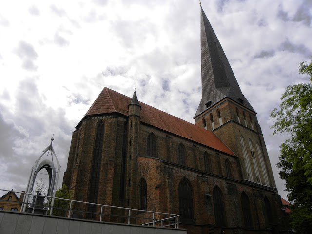 Petri church Rostock