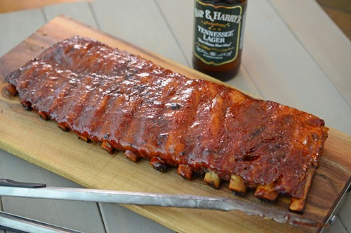 How To Cook Competition Style Pork Ribs on a Kamado Grill
