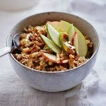 Slow Cooker Hearty Oats and Grains