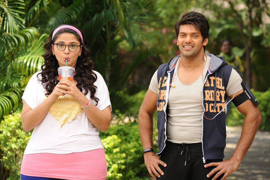 Anushka's Size Zero Telugu Movie Latest Photos Gallery