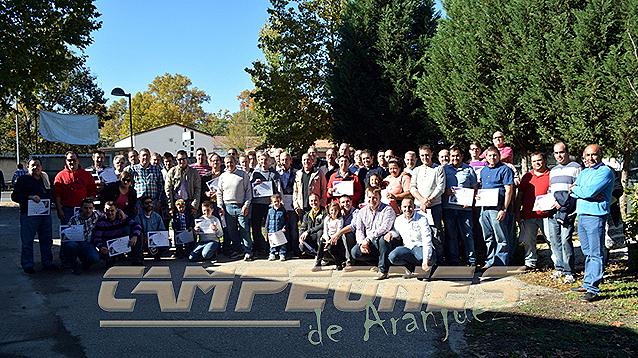 XV Concurso Exposición de Canaricultura de Aranjuez